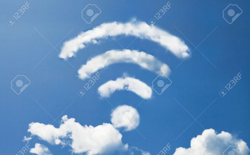 23479935-forme-de-nuage-wifi-Banque-d'images